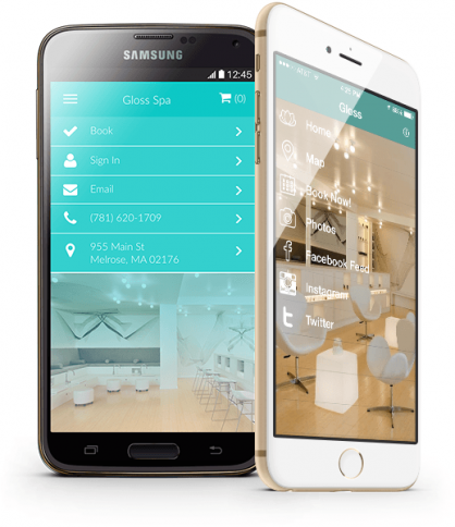 Our Mobile Booking App